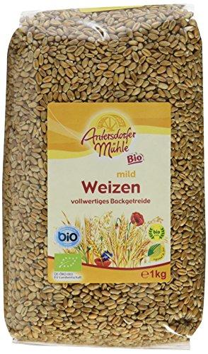 Antersdorfer Mühle Weizen, 6er Pack (6 x 1 Kg)