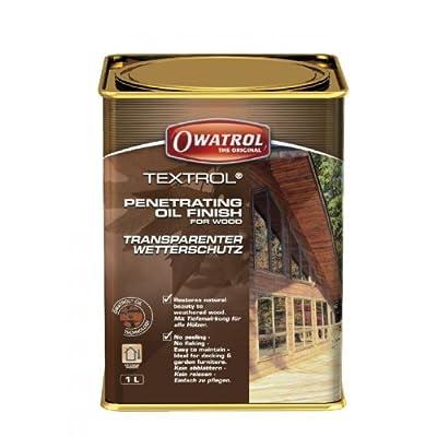 1ltr Owatrol Textrol rustikal Wetterschutz Öl von GK Collection auf TapetenShop