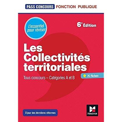 Pass'Concours - Les Collectivités territoriales - 6e édition - Révision