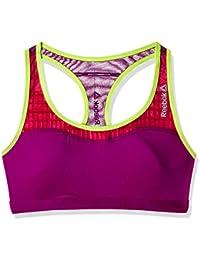 Reebok PlayIce - Sujetador deportivo Mujer - Running Gimnasio Fitness Sin  mangas - Morado - XXS 8a514c4a22f20