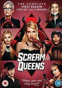 Scream Queens: The Complete First Season [Edizione: Regno Unito] [Import anglais]