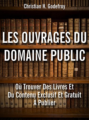 Les Ouvrages Du Domaine Public