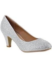 902fa983dfe100 Suchergebnis auf Amazon.de für  Kitten-Heel - Pumps   Damen  Schuhe ...
