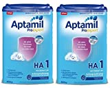 Aptamil ProExpert HA 1, Hypoallergene Anfangsmilch, EazyPack, 2er Pack (2 x 800g)