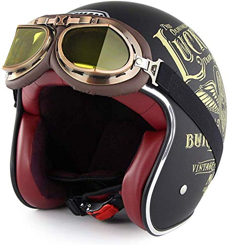 ECE Approvato Flip-up Bluetooth citone modulare con Corna Moto Casco da Corsa su Strada con Lente Interna Anti-UV per Uomini e Do