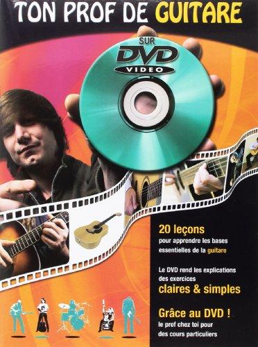 Ton Prof Guitare Acoustique + DVD par Roux Julien