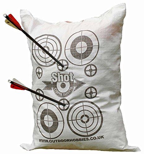 Stoppa Shot Armbrust-Zielscheibe (Ziel Block-bogenschießen)