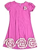 Pure Nautanki Girls' Cotton Round Neck D...