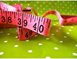Sewing / Tailors Tape Measure 150cm - PINK
