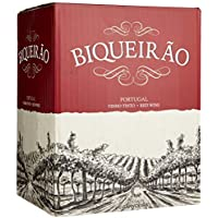 Adega Coop. de Carvoeira Biqueirao Tinto trocken Bag-in-Box (1 x 5 l)