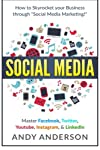 A Book That Actually Teaches You How to Market Your Business in Today's Online World?  Yes - You can dramatically increase your client base with this amazing book! In this Expanded 2nd Edition of Social Media: How to Skyrocket Your Business Through S...