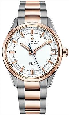CENIT EL Primero Espada reloj automático para hombre 51–2170–4650–01m2170