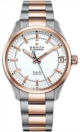 Zenith el Primero Espada orologio da uomo automatico 51–2170–4650–01M2170