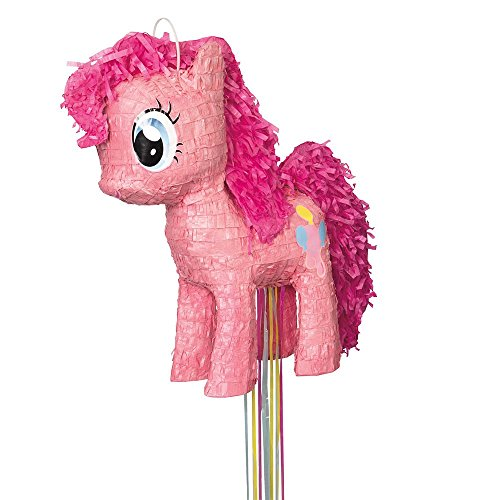 51WasZVBIkL Forum Novelties Inc. My Little Pony Pinkie Pie 3D Pull Pinata UK best buy Review