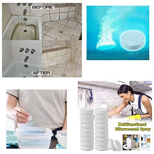 Kit de nettoyeur de bouteille de pulvérisation multifonctions