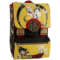 Giochi Preziosi - Mochila escolar extensible Dragon Ball Z