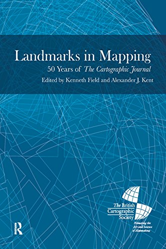 Landmarks in Mapping: 50 Years of the Cartographic Journal (English Edition)