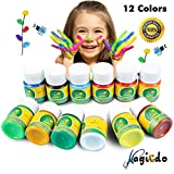 Magicdo washable finger Paint set pittura da bambini - Best Reviews Guide