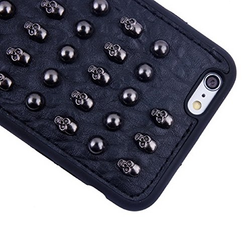 Pour iPhone 6 Plus / 6S Plus Star Pattern Rivet Style TPU Case JING ( SKU : S-ip6p-0140a ) S-ip6p-0140c