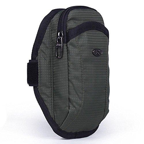 BUSL Arm-Paket Lauftelefonpaket Männer und Frauen Sport-Fitness-Ausrüstung Arm Handgelenktasche Taschen c