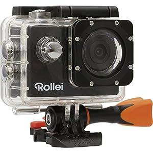 Rollei Actioncam 330 oder 330 WiFi – Full HD Video Funktion 1080p – Unterwassergehäuse für bis zu 30 Meter Wassertiefe