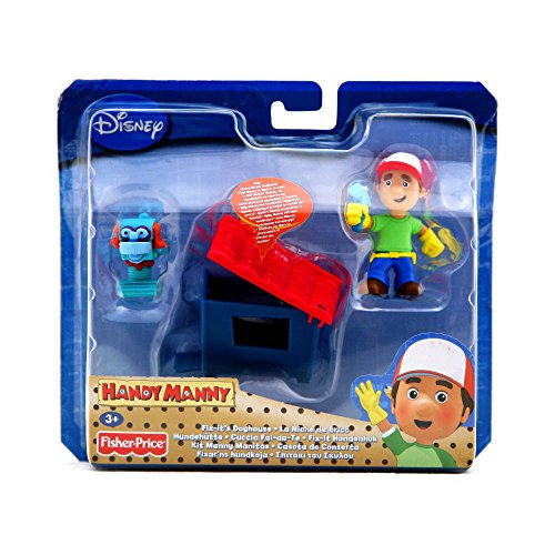 Mattel - Herramienta de juguete Manny Manitas (Mattel GmbH)