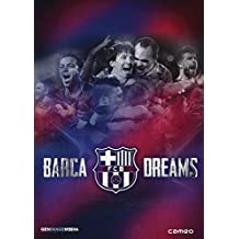Barça Dreams [DVD]