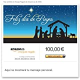 Cheque Regalo de Amazon.es – E-mail – Feliz Día de Reyes