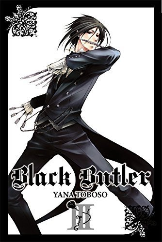 Black Butler, Vol. 3 by (2010-10-26)