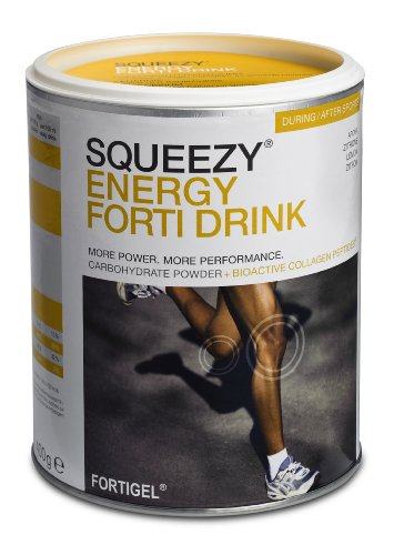 Squeezy Sports Nutrition Energy Forti Drink