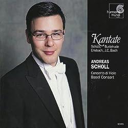 Kantate: German Baroque Cantatas