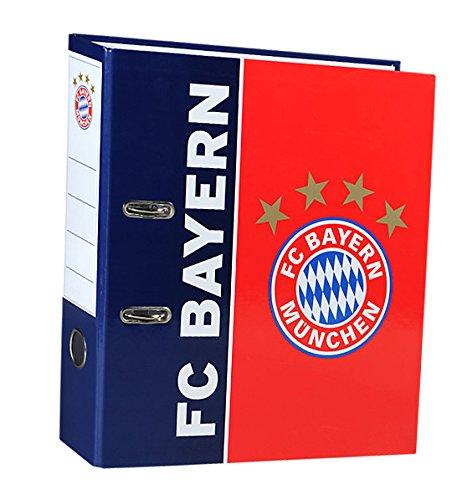 Ordner-fan (FC Bayern München DIN A4 Ordner breit)