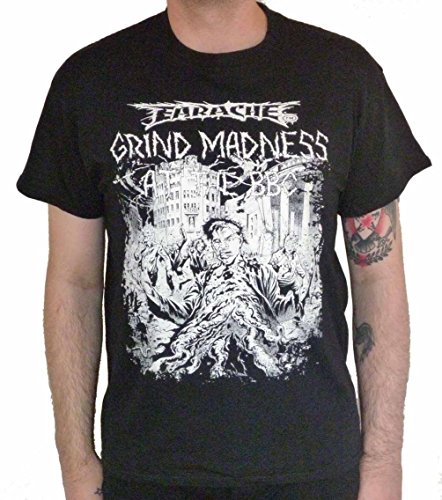 earache-grind-madness-at-the-bbc-t-shirt-groesse-medium