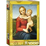 Eurographics The Small Cowper Madonna Puzzle (1000 Teile)