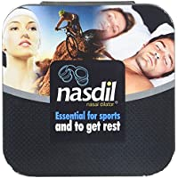 Anti Snore Solution with Filter, Nasal Dilator Nasdil,a Solution to Stop Snoring. Breathe Well and antiallergic… preisvergleich bei billige-tabletten.eu