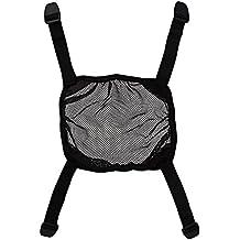 Deuter 32910-7000 - Soporte de casco para mochila (talla única), color negro