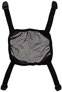 Deuter 32910-7000 Porte-casque Taille unique Noir
