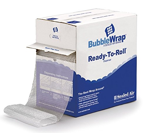 sealed-air-bubble-wrap-cushioning-material-in-dispenser-box-3-16in-thick-12in-x-175ft-88655