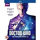 Doctor Who The Complete Series 10 BD