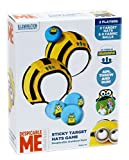 Despicable Me Minions Sticky Target Hats Game Outdoor Indoor Soft 2 Player Childrens Kids Game