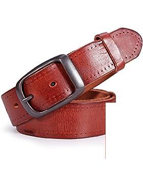 Simple Cinturón Todo A Juego/Cinturones Decorativos Retros-D 110cm(43inch)