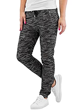 Hailys Mujeres Pantalones / Pantalón deportivo Moni