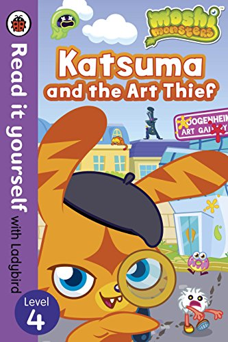 Katsuma and the art thief.