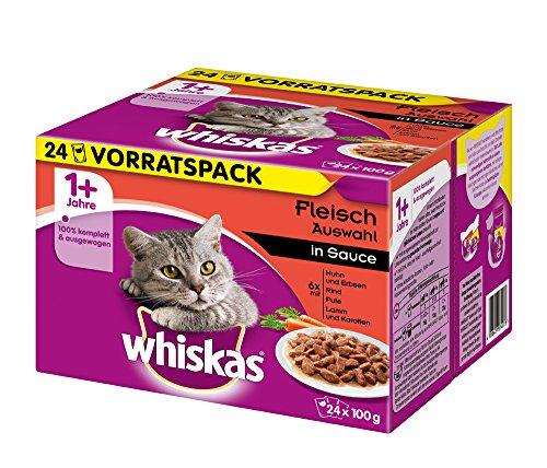 whiskas-katzenfutter-1-fur-erwachsene-katzen-saftige-fleisch-auswahl-in-sauce-48-portionsbeutel-2-x-