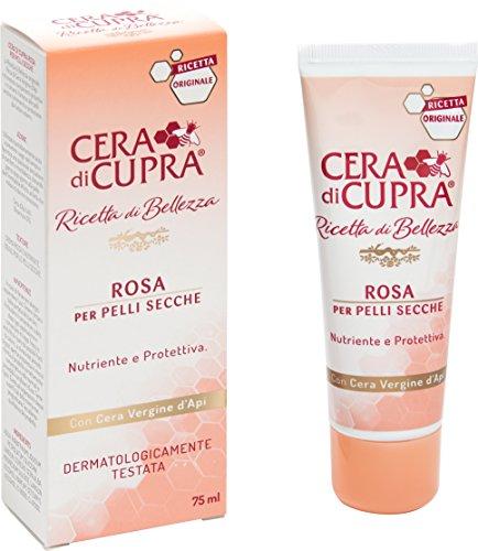 Cera di Cupra Rezept Der Schönheit - Rosa Gesichtscreme, 75 ml -