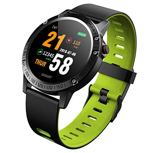Bingo F6s Smart Fitness Band - Smart Bands for Men and Women with All Activity Tracker & Heart Rate (Green)