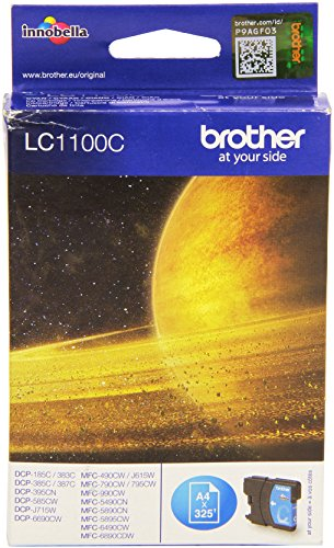 Brother LC-1100C Tintenpatronen cyan