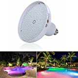 Best Pentair Pool Lights - iPerfect Color Changing 20W Swimming Pool Lights LED,100w Review