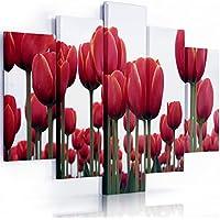 Amazon.it: quadri tulipani: Casa e cucina
