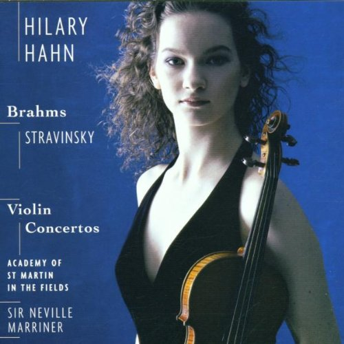 Stravinsky/Brahms: Violin Concertos -